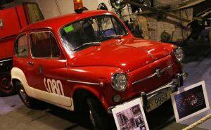 museo de los bomberos de madrid