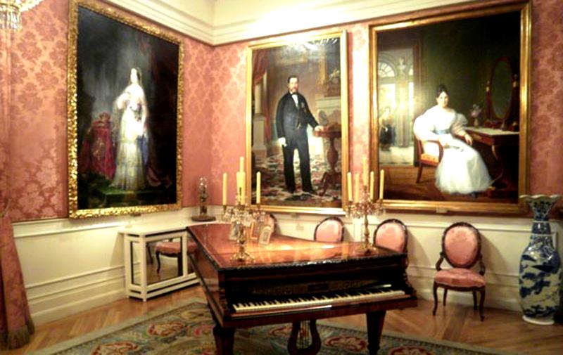 Museo Del Romanticismo Madrid.Museo Romantico Museos En Madrid