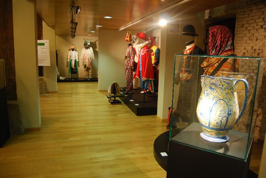 Centro Cultural La Corrala / Museo de  Artes y Tradiciones Populares