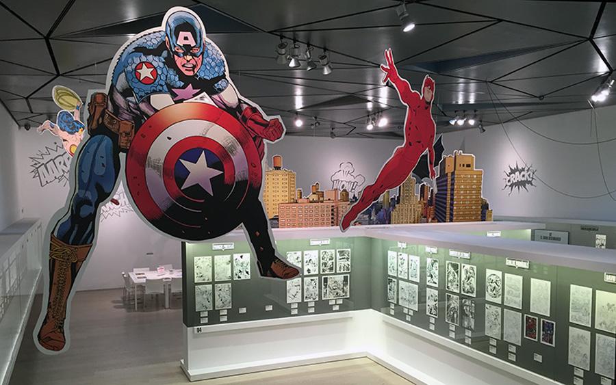 Museo ABC de Dibujo e Ilustración